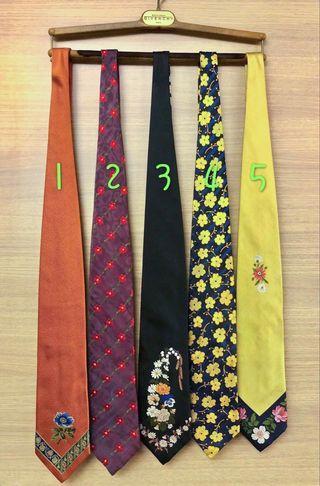 男裝名牌呔 Tie Kenzo Cerruti 1881 JOOP....