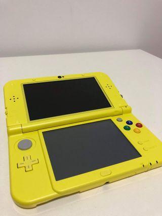 Nintendo New 3DS XL Pikachu Edition