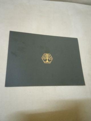 RARE! EXO ELYXION CARD