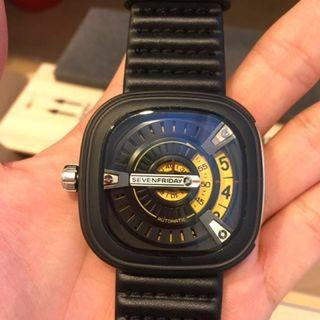 LIMITED ED SevenFriday M2 Series M2-1 Luxury Automatic Watch Men Watch