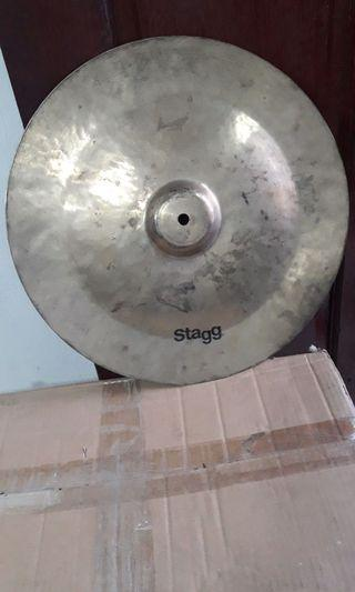 "STAGG DH CHINA 16"" Inchi"