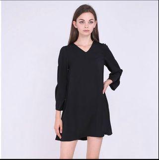 RWB Black Dress