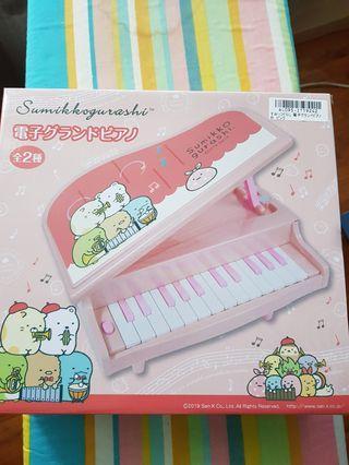 Sumikko gurashi electric piano