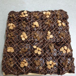 Brownies murah sedap chewy