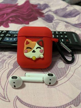 Cute Cat Airpod Case