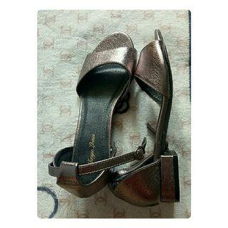Flat Shoes Rose Gold