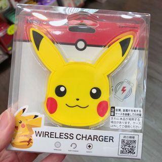 Pokemon 比卡超 日本無線充電板