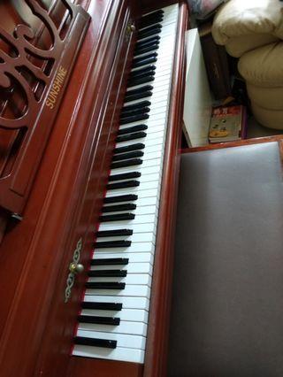 Sunshine 鋼琴