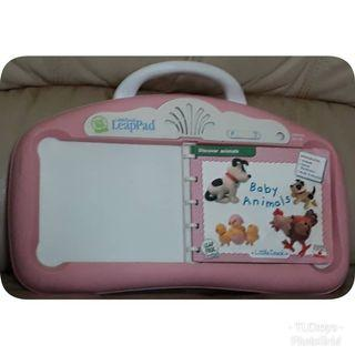 FREE POST LeapFrog Little Touch Leappad
