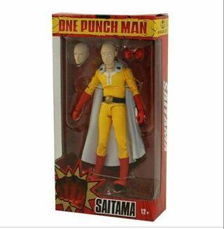 [INSTOCK] ONE PUNCH MAN SAITAMA 7-INCH [LAST]