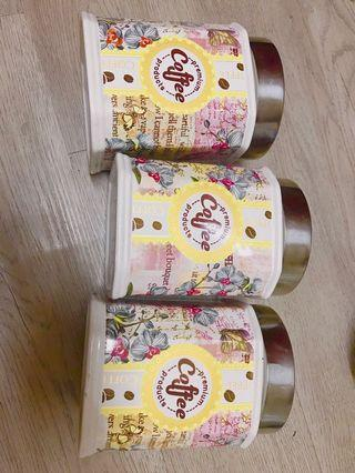 SSF Bekas gula/kopi/teh