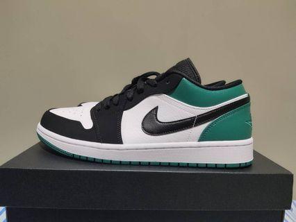 Air Jordan Low Mystic Green