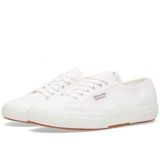 🚚 Superga 2750 (White/Navy)