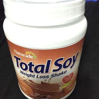 EFFECTIVE SLIMMING NATURADE CHOCOLATE TOTAL SOY PROTEIN SHAKE SLIMMING WEIGHT LOSS