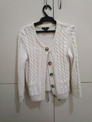 Knitted H&M Cardigan