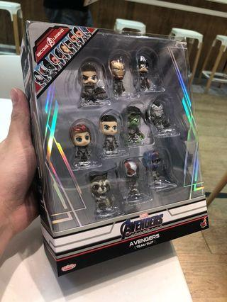 Hottoy cosbaby endgame team suit set