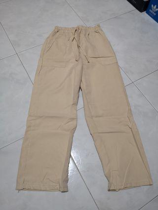 Apricot color pants