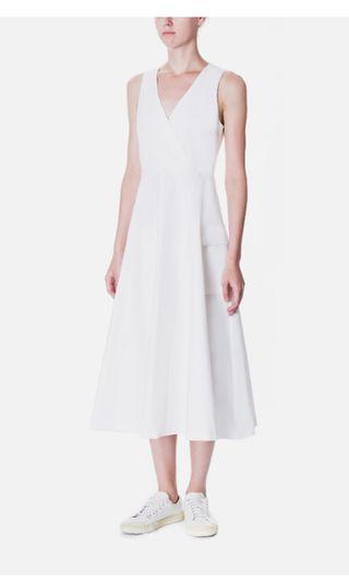 Beyond the Vines FIT AND FLARE DRESS WITH POCKETS