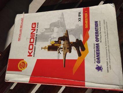 Buku Koding Ganesha Operation 12 IPA SMA