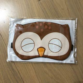貓頭鷹眼罩 Owl Eyes Cover