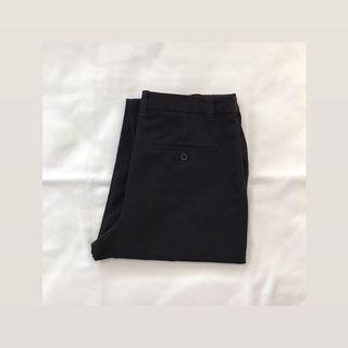 TOPSHOP Cigarette Pants (Black)