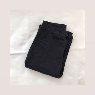 Cotton On Carla High Waist Utility Pants (Black)