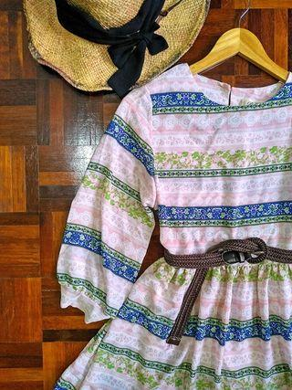 NEW BOHEMIAN DRESS M-L