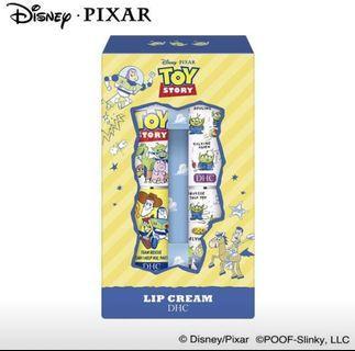🚚 日本 DHC x 玩具總動員 限量聯名護唇膏