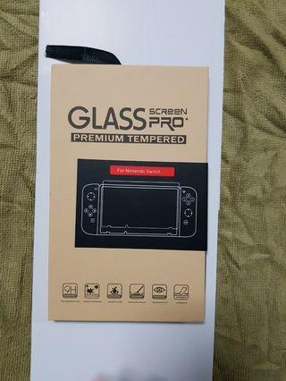 (NEW) Nintendo Switch Tempered Glass