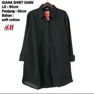 Shirt Basic Black