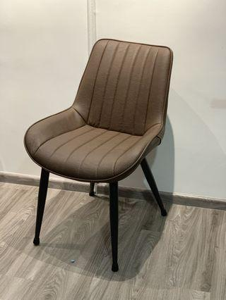🚚 Synthetic Leather Chair