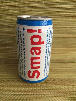 SMAP 2002年特別版罐裝飲料