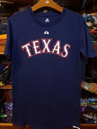 MLB PLAYERS TEXAS RANGERS ⚾️YOUNG 10⚾️ TSHIRT