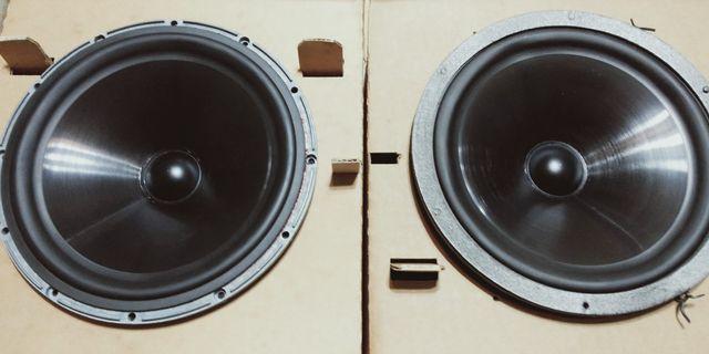 B&W8寸中低音喇叭—標—隻