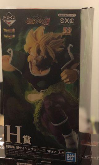 🚚 Dragon ball Kuji H Figurine