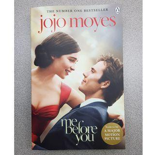 NEW NOVEL: Me Before You by Jojo Moyes
