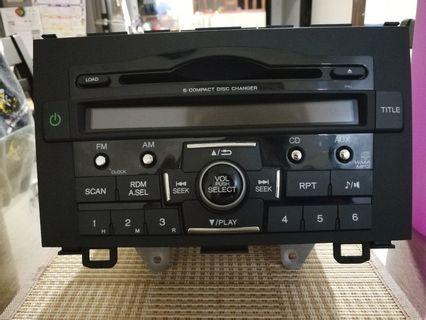 Honda CRV Radio 2007