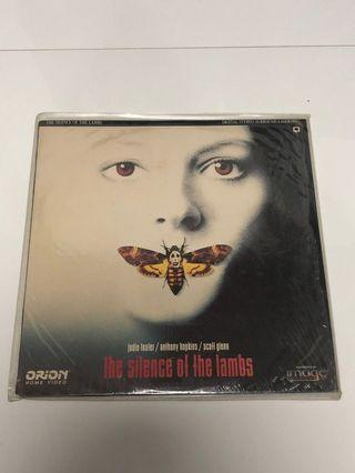 The Silence of the Lambs Laser Disc [Vinyl]