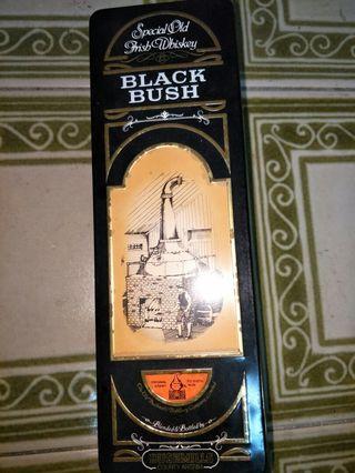 🚚 Black Bush Irish Whisky