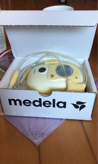 Medela freestyle milk pump (行貨)