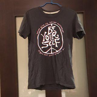 Be yourself 短袖T恤