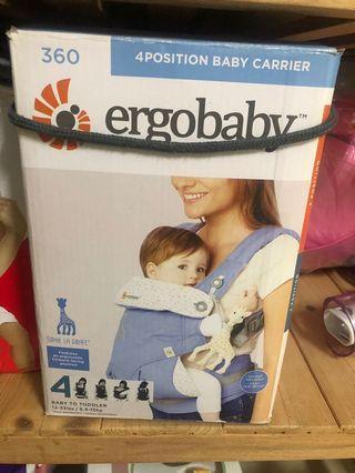 Ergobaby全新揹帶