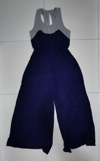 BNWOT Jumpsuit with runched waist