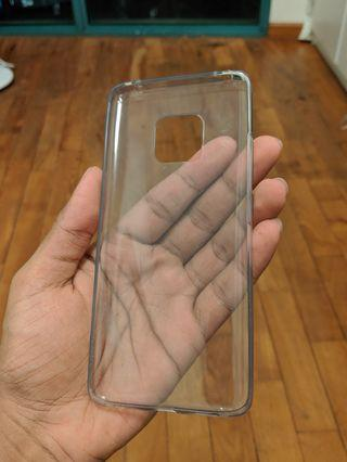 Clear case for Huawei Mate 20 Pro