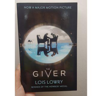 NOVEL: The Giver by Lois Lowry