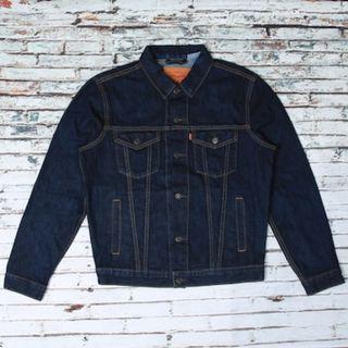 🚚 近全新 Levi's 原色 丹寧 牛仔 夾克 外套