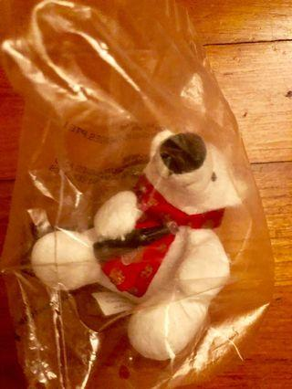 🚚 Coca Cola Bear Plush