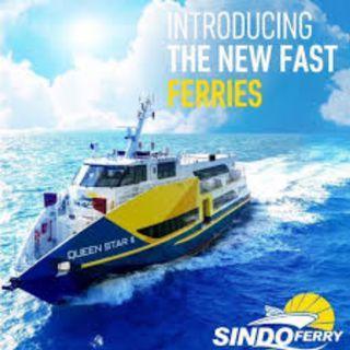 Batam 2way Ferry Ticket by Sindo Ferry