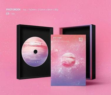 [ Loose Items ] BTS WORLD OST