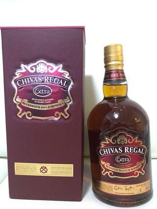 New Chivas Regal Extra Whisky